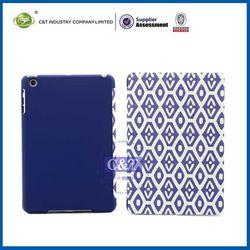 C&T Customized stand portable smart leather pu flip case for ipad mini