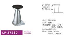 Modern good performance high level zinc alloy furniture legs