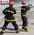 Shanghai fabrication bleu marine vêtements pour les pompiers de formation de l'armée