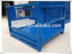 warehouse metal pallet cage
