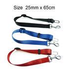 Dog Pet Safety Seatbelt for Car Vehicle Seat Belt Adjustable Harness Leads