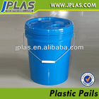 20L Plastic Bucket/ Pail/ Barrel/ Drum for oil and paint