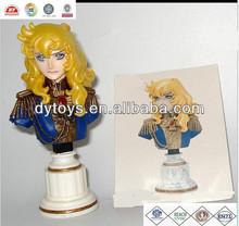 custom perfume cap decoration figure