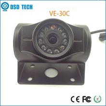 ir-cut CMOS/CCD optional 0.3MP vehicle 170 degree car reversing camera