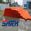 ISO4422 DN63 upvc pipe waster treatment colored pvc pipe