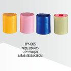 raw materials for plastic bottle caps