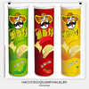 Sunflower oil fried Pringles Potato chips