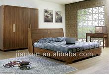 high wooden taste antique bedroom furniture
