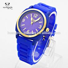 New brand watches men hot sale silicone watch winner