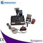 Heat Press Machine, digital. Screen printing, 6 in 1, t shirt, dog tags, hats,