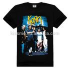 High Quality rock band t shirts,wholesale rock band t-shirts