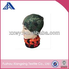 Custom Logo Seamless Printed Neck Tubular Scarf 2014