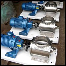 Clean Flow Diverters Airlock / Double-Dump Valves,rotary air lock valve
