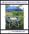 Toda la buena calidad del sun beach paraguas proceso de fabricación