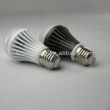 2013 Most cost-effective 12W 7w E27 LED bulb lamp