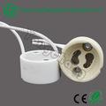 gu10 lámpara de tomas de corriente para piezas de iluminación led lámparas gu10 led o halógeno