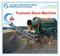 Venta caliente Trommel Compost planta de lavado, equipos de minería para Compost