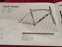 Chinese Carbon road bike frame 60cm