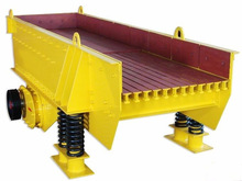 Eccentric vibrating feeder with high quality/mineral process machine