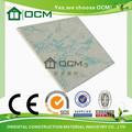 Eco- amicalequalité mgo ignifuge de pvc panneau de plafond d'installation