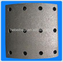 Volvo brake lining VL88,100% asbesto free, suit for Volvo FM12 R 19939 F19938