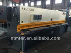 cnc cutter QC12Y-6*4000 hydraulic shearing
