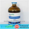 Enrofloxacin injeção/enrofloxacina animal