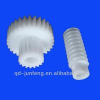 Customized plastic worm gear