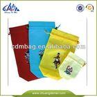 factory price non woven drawstring bag pouch