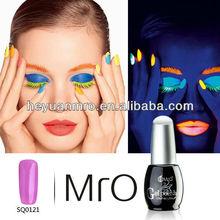 MRO Wholesale Nail Polish Luminous Effect China Glaze