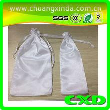 2014 silk satin bag/satin drawstring pouches