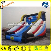 basketball inflatable shoot game for kids