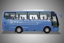 8M 24-35seats Dongfeng luxury coach bus EQ6800LHT2/mini bus toyota