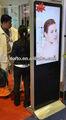 de alta calidad a prueba de agua al aire libre de publicidad lcd de pantalla con la tarjeta sd