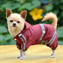 Wholesale cool waterproof dog coat with legs