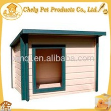 Novelty Flap Roof Wood Dog Kennel Cage With Adjustable Feet Pet Cages,Carriers & Houses