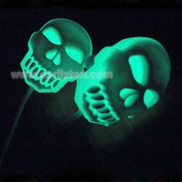 cheap and hot mp3 music player mp3 mp4 skull earphones