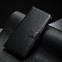 OEM wallet case for htc one m7, for htc one m7 cover, flip leather case cover for htc one m7