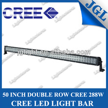 288W CREE LED DRIVING LIGHT BAR FLOOD & SPOT COMBO 4WD ATV UTE OFFROAD LAMP TRUCK TRAILER REAR LIGHT LED