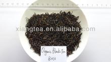 China organic black tea SFTGFOP Finest Tippy Golden black tea