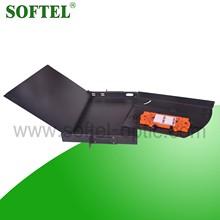 Goods from China Shell optical frame,1U fiber optic ODF, fiber splice ODF