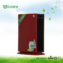 Portable Negative ion air freshen revitalizer with ozone generator