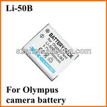 For Olympus digital video camera battery Li-50B camera made in China