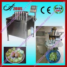 Widely used fruit slicing machine/kiwi slicing machine