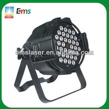 wholesale RGB 36 3w led par light DMX disco par light led stage light