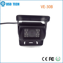 Car camera with IR-CUT , CMOS CCD sensor optional, 0.3 MP vehicle rear view camera for renault megane