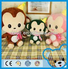 big family stuffed monkey plush toys/plush toy monkey stuffed monkey soft toy monkeys/wholesale plush monkey toys