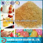 Halal gelatin edible animal glue beef skin gelatin 8-40mesh