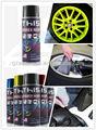 Tout usage 2014 5l maïsdip plasti, en plastique creux de pulvérisation de peinture en caoutchouc, caoutchouc de pulvérisation de peinture pour les voitures