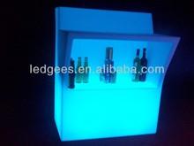 Coolqing Luminous Bar Counter Furniture luminous lighted bar counter top